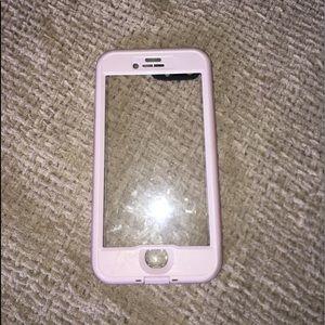 iPhone 7 Plus life proof phone case